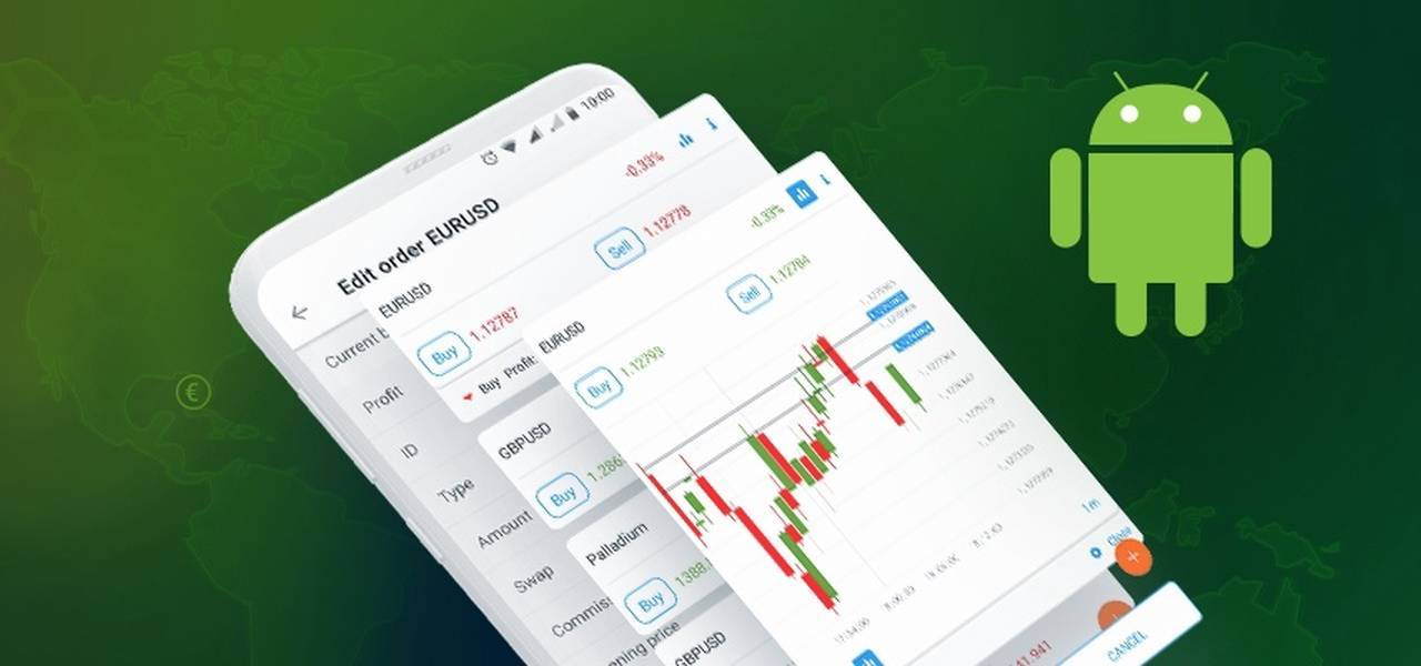 Android کے لۓ FBS Trader